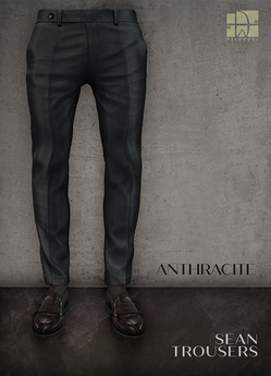 [Deadwool] Sean trousers - anthracite