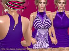 ::Smexy:: Africa Dress PURPLE