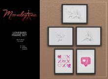 Moonley Inc. - Lovebird Frame Set