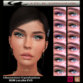 I n' K Original - BOM Obsession Eyeshadow - LeLutka EVO