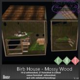 [MC] Birb House Mossy Wood  [add me]