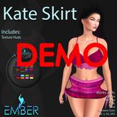 EMBER Kate Skirt DEMO UNPACKER