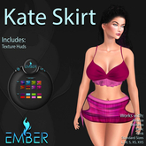EMBER Kate Skirt UNPACKER