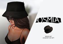 OSMIA - Aria.Bucket Hat - Gift