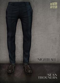 [Deadwool] Sean trousers - nightfall