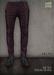 [Deadwool] Sean trousers - plum