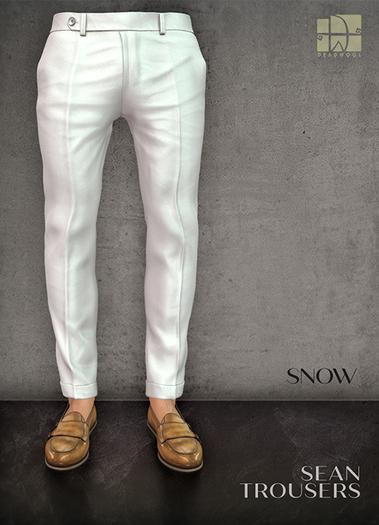 [Deadwool] Sean trousers - snow