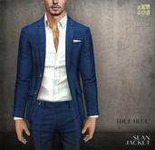 [Deadwool] Sean jacket - true blue