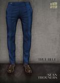 [Deadwool] Sean trousers - true blue