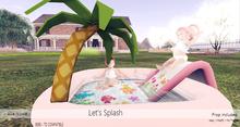 Allie Nicole  - Let's Splash