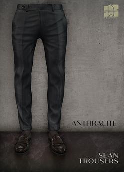 [Deadwool] Sean trousers - dark pack