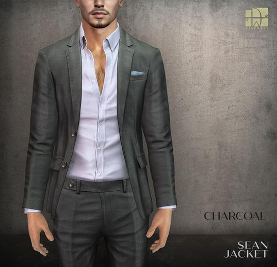[Deadwool] Sean jacket - medium pack