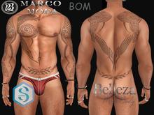 MM AZTEC ENIGMA Belleza & Signature  & BOM TATTOO