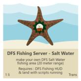 DFS Fishing Server - Salt Water