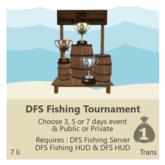 DFS Fishing Tournament