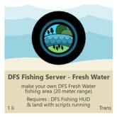 DFS Fishing Server - Fresh Water