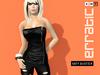 erratic / katy - bustier / black