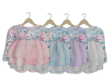 * {.:Little Stars.:} * Rosabelle - Fatpack {TD&Bebe} (non-fitted)