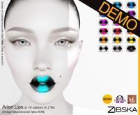 Zibska ~ Arion Lips Demo [omega applier/tattoo/universal tattoo BOM]
