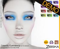 Zibska ~ Galaway Eyemakeup Demo [Omega applier, tattoo & universal tattoo BOM]