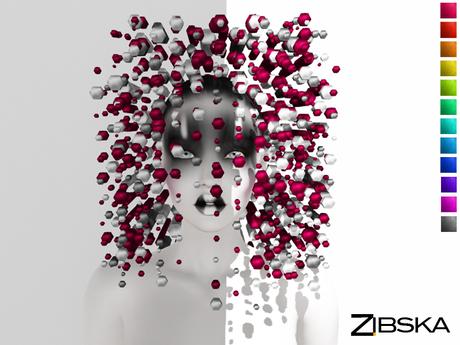Zibska ~ Arion color change headpiece