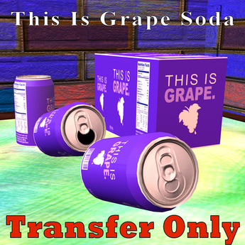 This Is Grape Soda (wear)