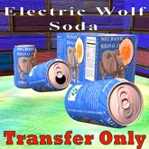 Electric Wolf Soda (wear)