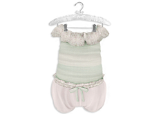 * {.:Little Stars.:} * Amelie Outfit - Green {non-fitted TD B&K}