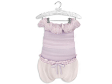 * {.:Little Stars.:} * Amelie Outfit - Lilac {non-fitted TD B&K}
