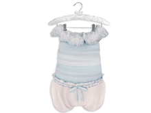 * {.:Little Stars.:} * Amelie Outfit - Blue {non-fitted TD B&K}