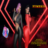 [Perfect Fashion]Nymeria Top-Black-