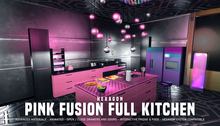 HEXAGON pink fusion - interactive kitchen