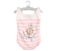 * {.:Little Stars.:} * Ahoy Suit - Blush (non-fitted TD Baby/Kid &Bebe)