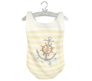 * {.:Little Stars.:} * Ahoy Suit - Yellow (non-fitted TD Baby/Kid &Bebe)
