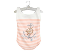 * {.:Little Stars.:} * Ahoy Suit - Peach (non-fitted TD Baby/Kid &Bebe)