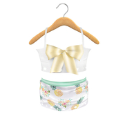* {.:Little Stars.:} * Ohana Dress - Yellow (non-fitted TD Baby/Kid &Bebe)