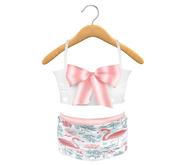 * {.:Little Stars.:} * Ohana Dress - Blush (non-fitted TD Baby/Kid &Bebe)