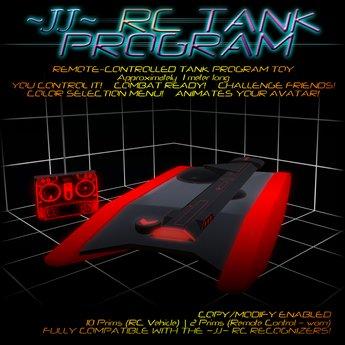 ~JJ~ RC Tank Program