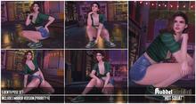 [KuddelMuddel] Hot Squat Poses