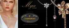 KUNGLERS - Mya necklace