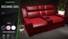 MadPea Reclining Sofa