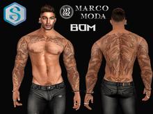 MMS MARCO SIGNATURE TATTOO & BOM