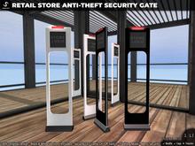 [satus Inc] Retail Store Anti-Theft Security Gate