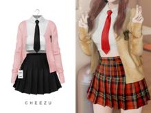 cheezu. heena outfit : peach