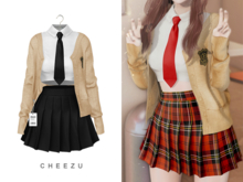 cheezu. heena outfit : beige