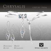 (Style Society) Chrysalis Crystal Set