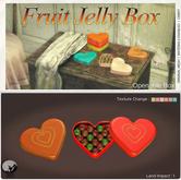 *PC* Fruit Jelly Box