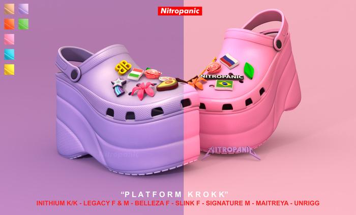 NitroPanic_Platform KROKK Pack
