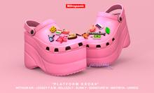 NitroPanic_Platform KROKK Pink