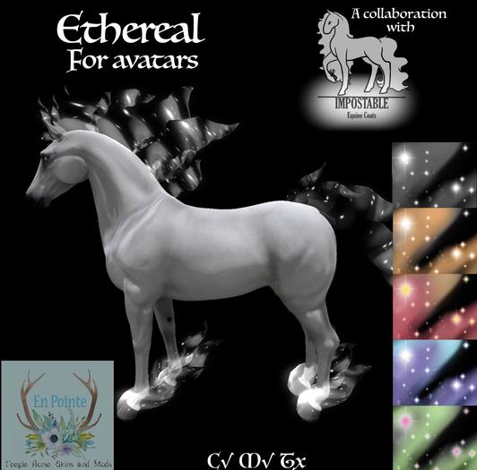 {EP}&Impostable Ethereal Av (ad to unpack)